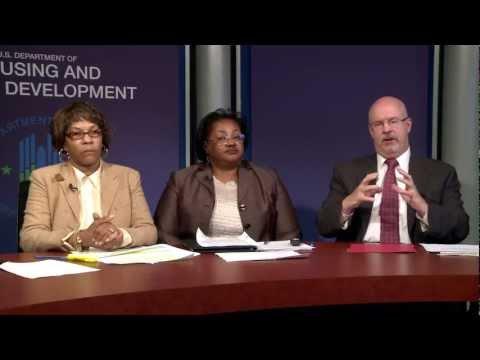 Low-Income Housing Tax Credit Pilot Program Training, Part 2 - HUD - 11/19/12