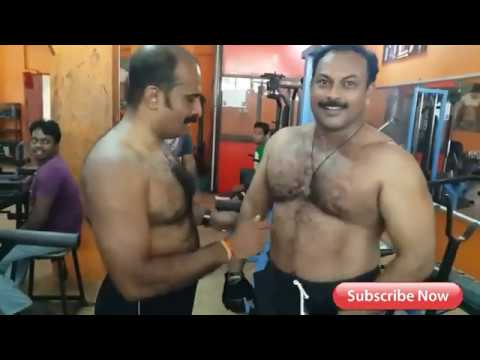 Hot Gym Gay Daddy | Hot Body | HD Video