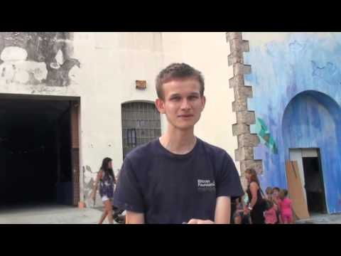 Vitalik Buterin Interview - Bitcoin And The World At Large