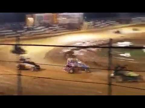 9/12/15 Feature Race - Airport Speedway
