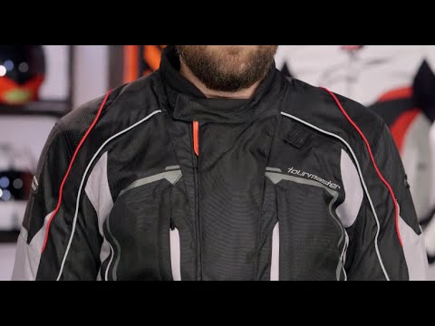 Tour Master Advanced Jacket Review at RevZilla.com
