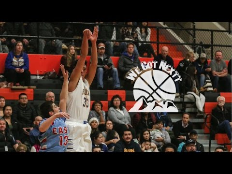 6'9 F Kamaka Hepa is Out to Prove Himself ... Again !! Alaska Bred Forward is D1 Bound