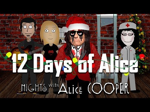 12 DAYS OF ALICE COOPER
