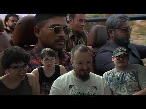 NAA PERU SURYA NAA ILLU INDIA Trailer...