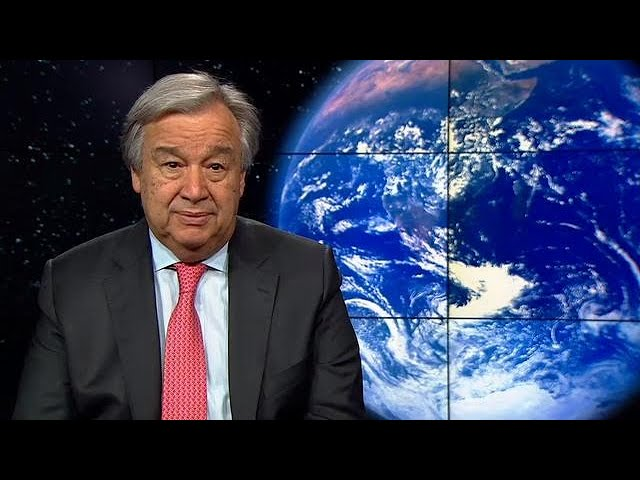 Secretary-General António Guterres Urges Global Observation of Earth Hour