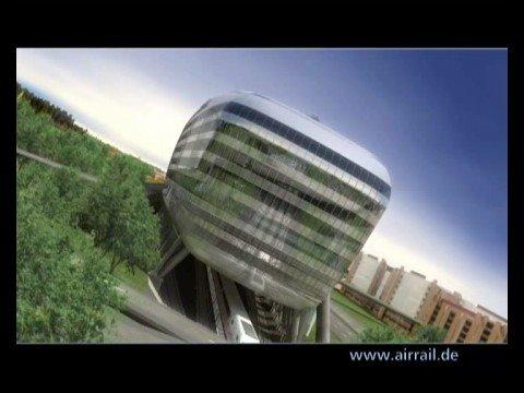 Frankfurt Airrail Center