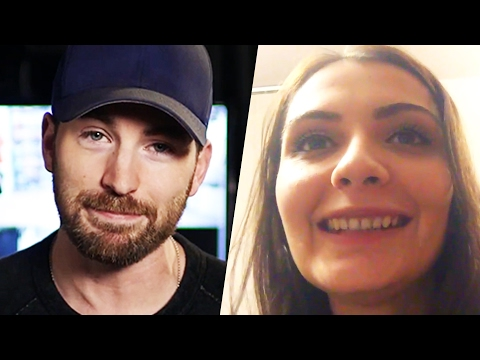 This Omaze Winner is Joining Chris Evans for an Escape Room! // Omaze