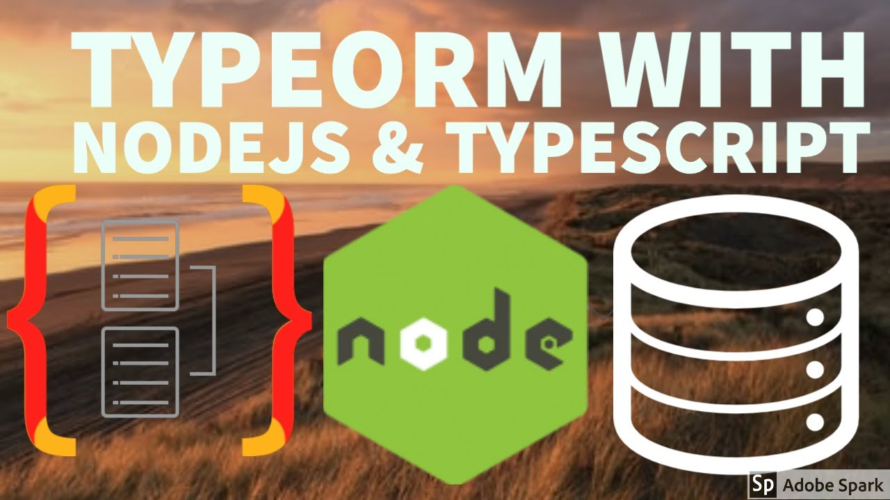 Node JS with Typescript TypeORM Mysql (Adding TypeORM ) #03
