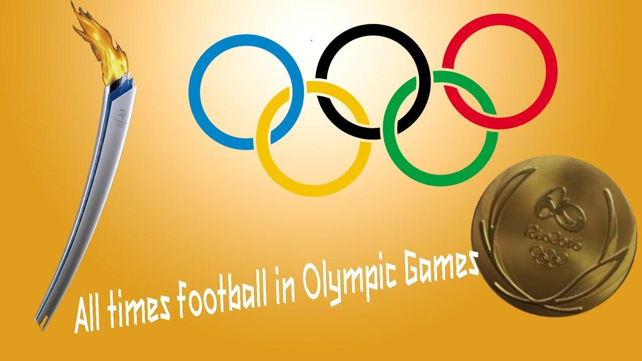 Olympics Football winners ALL TIME! | TTSFootball