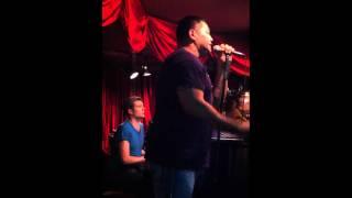 Esera Tuaolo singing Adele