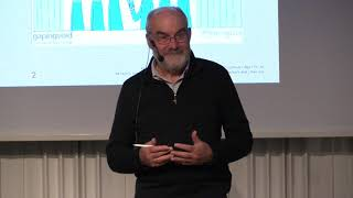 Keynote – Doctrine, domesticity and delinquency; returning Agile to the Wild – Dave Snowden