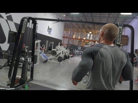 Build Boulder Shoulders | Complete Workout for Deltoids | Advanced Training #13