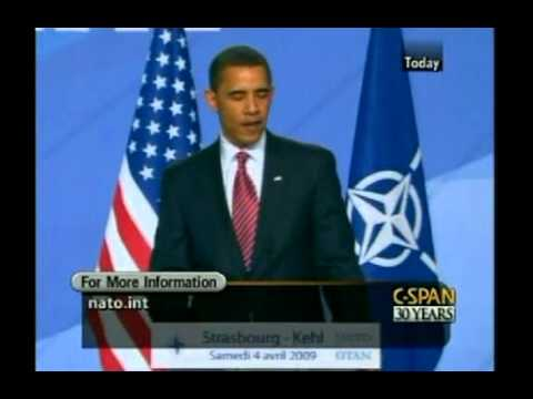 Obama on American Exceptionalism (we