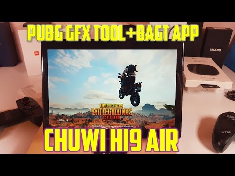 chuwi-hi9-air-pubg-mobile-gameplay/ultra-high-settings/gfx-tool/bagt/helio-x20