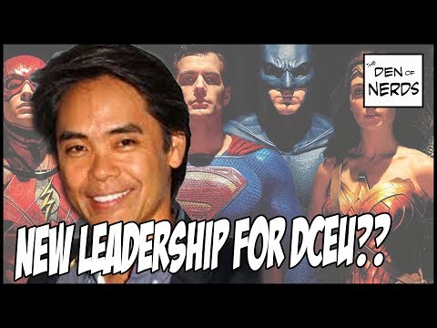 Walter Hamada in charge of DC Films  What's this mean for Warner Bros and the DCEU?