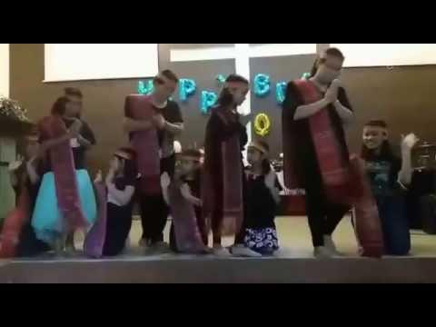 TOR TOR SOMBA MA JAHOBA SEKOLAH MINGGU
