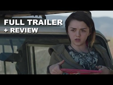 Heatstroke 2014 Official Trailer + Trailer Review - Maisie Williams : Beyond The Trailer