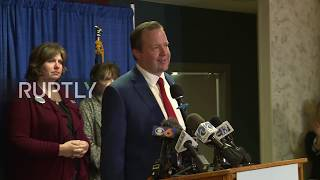 USA: Republican Sen. candidate Corey Stewart defeated in Virginia