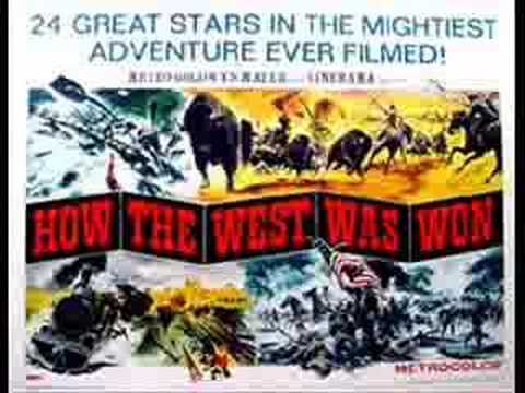 How the West was Won(1962) - prologue