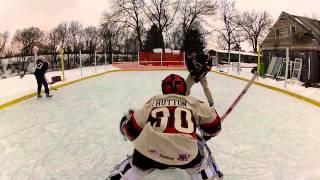 Backyard Hockey- GoPro HD