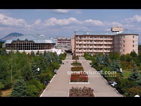 Санаторий Машук Аква-Терм, г. Железноводск, Россия - Sanatoriums.com