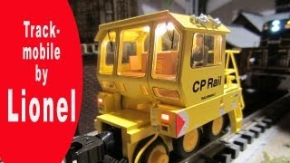 Trackmobile - 3 Rail & Full Scale - HD