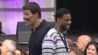Tony Robbins - Unleash The Power Within Sample
