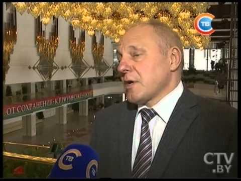 Почти 90 белорусов получили 2 марта медали за многолетний труд и благодарности от Президента