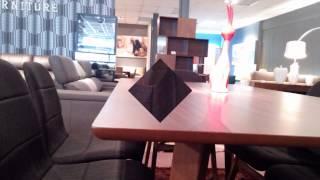 Scandinavian Design Dining Set -mag Furniture Kajang