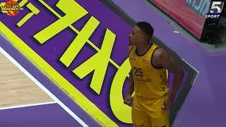 Hapoel Unet-Credit Holon Vs. Hapoel Jerusalem - Game Highlights