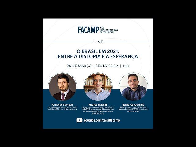 O Brasil em 2021: entre a distopia e a esperança