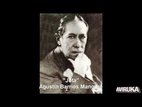 """agustín-barrios.-1913.-grabaciones-originales.-""""divagaciones""""-""""vidalita-con-variaciones""""--""""jota"""""""