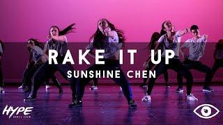Rake It Up - Choreography by Sunshine Chen