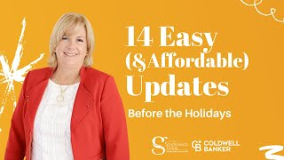 14 Easy and Affordable Updates