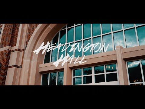 Headington Hall Tour (2017)