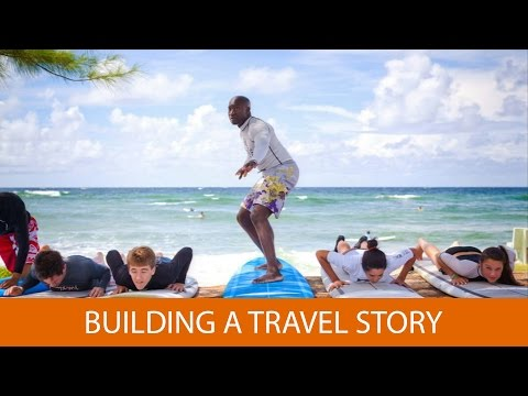 Building a Travel Story, with Susan Seubert