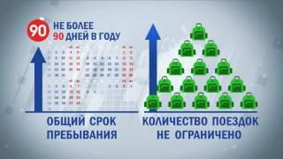 видео Безвизовые страны для граждан РБ