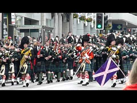 Armed Forces Day Parade, Union Street, Aberdeen HD (1 of 2)