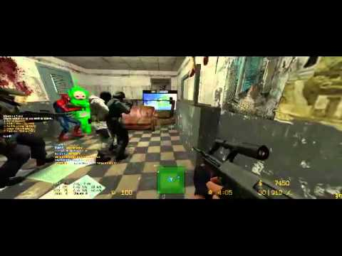 Hong Kong Counter Strike Source Zombie Mod | HKCSSZM