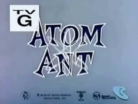 Atom Ant Theme   Stereo
