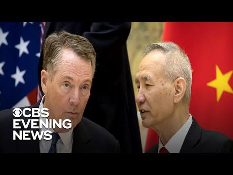 Trump to raise tariffs on Chinese goods