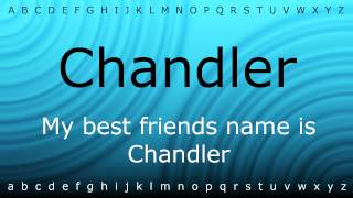 How to pronounce 'Chandler' with Zira.mp4