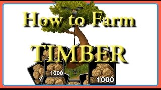 How To Farm Timber In World Of Warcraft (top 3 Spots)