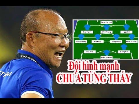 Đội hình mạnh CHƯA TỪNG THẤY của Đội tuyển Việt Nam đá King's Cup: Mọi đối thủ đều NGÁN NGẨM