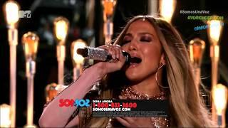 Jennifer Lopez - Ni Tú Ni Yo | Somos una Voz