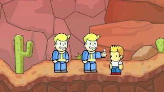 Scribblenauts Unlimited 152 Fallout Vault Boy in Object Editor