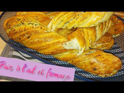 pain-à-l'ail-et-fromage
