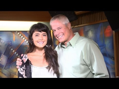"""Jessie Ware - Interview + Acoustic on """"Border Crossings"""" with Larry London (Voice of America)"""