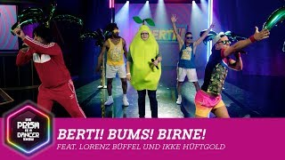 Berti! Bums! Birne! | Die PRISM Is A Dancer Show mit Jan Böhmermann