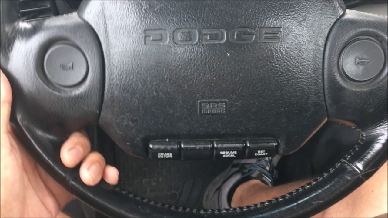 cruise control is not working 1994 1997 dodge ram 1500 2500 3500 youtube [ 1280 x 720 Pixel ]